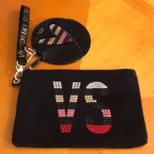Victoria Secrets Small purse and Coin Purse / NWOT